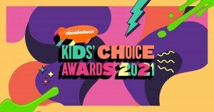 kids choice awards 2021 artwork